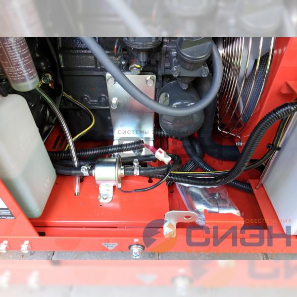 Насос подкачки топлива дизельного генератора Kubota GL9000