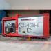 Дизельный генератор Kubota GL9000 в шумозащитном кожухе (мощностью 8 кВт)
