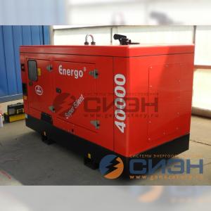 Дизельный генератор Energo (Genelec) ED 40/230 Y SS (в кожухе)