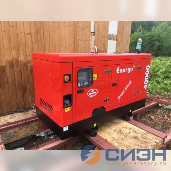 Дизельный генератор Energo ED 40/230 Y SS