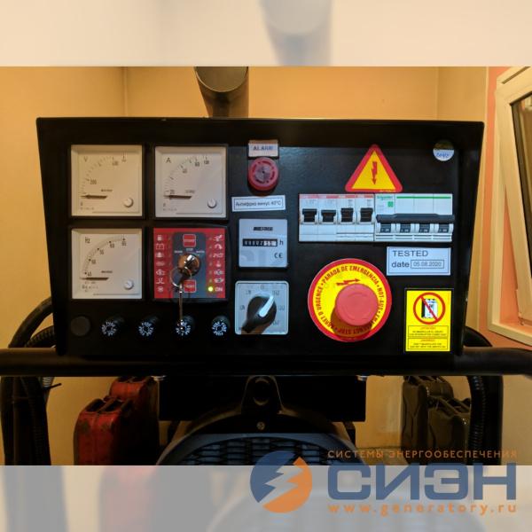 Панель управления генератора Energo ED 40/400 Y
