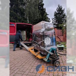 Монтаж дизельного генератора Energo (Genelec) ED 13/400 Y в подсобном помещении