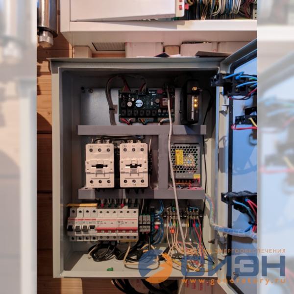 Автоматика ввода резерва для Zongshen KB 9000 E