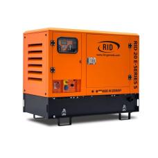 Дизельный генератор RID 20 E-SERIES-S (в кожухе)