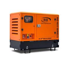 Дизельный генератор RID 40 E-SERIES-S (в кожухе)