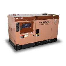 Дизельный генератор Toyo TKV-15SBS (в кожухе)