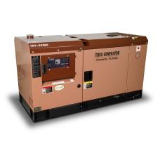Дизельный генератор Toyo TKV-20SBS (в кожухе)