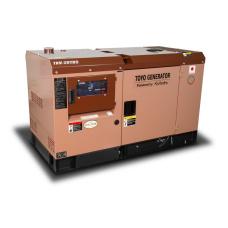 Дизельный генератор Toyo TKV-20TBS (в кожухе)