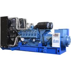 Дизельный генератор ТСС АД-1100С-Т400-1РМ9 / TBd 1500TS