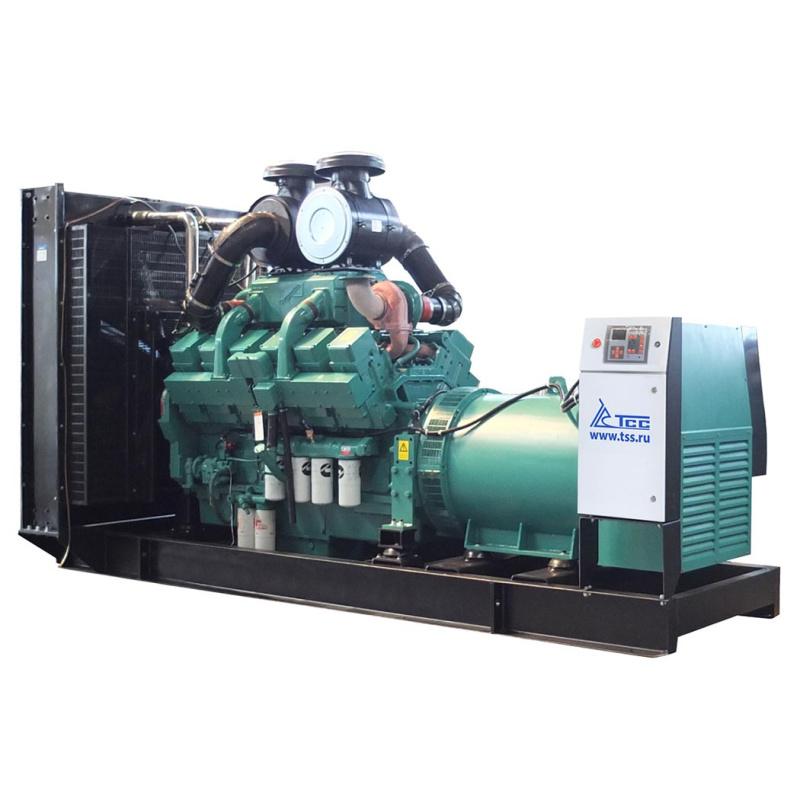 Дизельный генератор ТСС АД-600C-Т400-1РМ15 (мощностью 600 кВт)