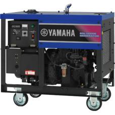 Дизельный генератор Yamaha EDL 11000 E