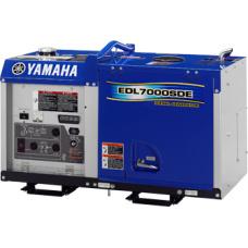 Дизельный генератор Yamaha EDL 7000 SE