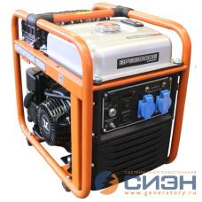 Бензиновый инверторный генератор Zongshen BPB 4500 E