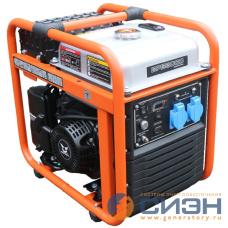 Бензиновый инверторный генератор Zongshen BPB 4500