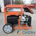 Бензиновый генератор Zongshen KB 6000 E (мощностью 5 кВт)