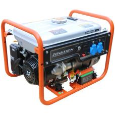 Бензиновый генератор Zongshen PB 5000 E