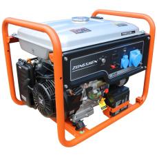 Бензиновый генератор Zongshen PB 6000 E